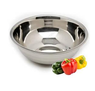 Миски кухонные | Металлические миски | Глубокая миска из нержавеющей стали Benson BN-609 34 см