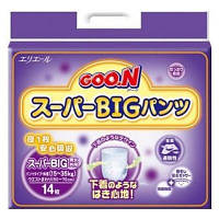 Подгузник GOO.N BB/Огромный для мальчиков (гига) (753493)