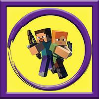 Аниматор Майнкрафт,Minecraft на детский день рождения!