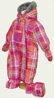 Детский зимний комбинезон для девочки Nano 456 M F14. Размеры 9 мес и 30, 36 мес., фото 1