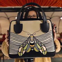 Сумка жіноча Kitto Метелик 25x20x9 см