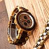Подарочный набор часы Bobo Bird R21 + деревянный браслет Original, фото 2