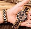 Подарочный набор часы Bobo Bird R21 + деревянный браслет Original, фото 4