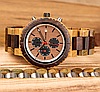 Подарочный набор часы Bobo Bird R21 + деревянный браслет Original, фото 6