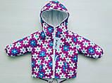 Куртка детская утепленная на флисе, фото 8