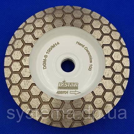 Фреза алмазная по керамограниту Distar DGM-S 100/M14 Hard Ceramics 100/120, фото 2