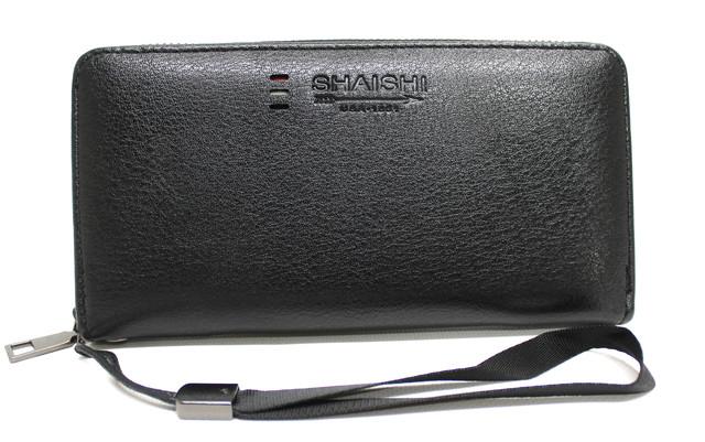 """Стильный клатч, портмоне unisex из кожзама """" Shaishi YR S191-5"""""""