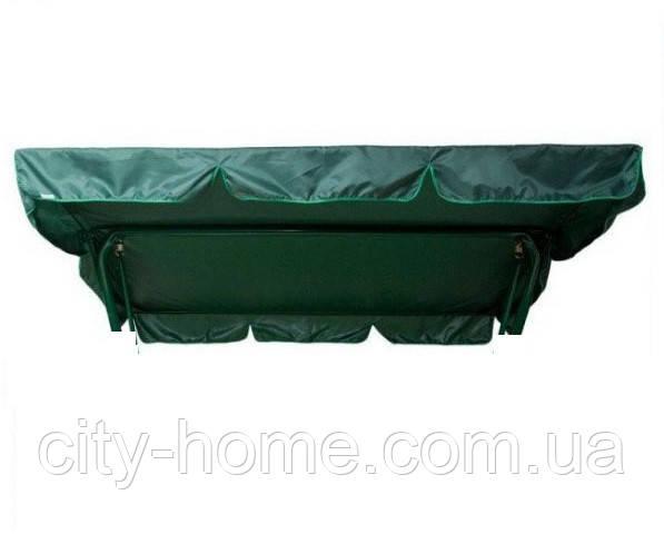 Тент 210 х 121 см для садових гойдалок Комфорт М (Білорусь)