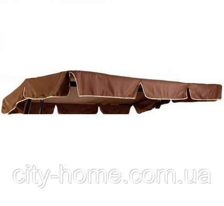 Тент 210 х 145,5 см для садовых качелей Родео (Беларусь), фото 2