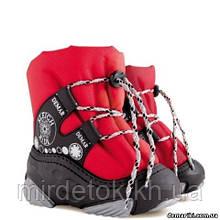 Сапоги Demar SNOW RIDE c (красные)