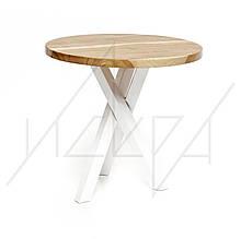 Опора для круглого стола. Подстолье. Основа для стола. Ножки.