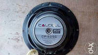 Колонки CARCELL CP-625С 17 см