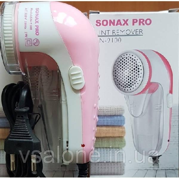 Електрична машинка для видалення катишків SONNY SN-1188/Sonax Pro SN-9100
