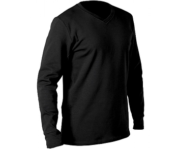 Футболка Long Sleeve Black
