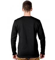 Футболка Long Sleeve Black, фото 3
