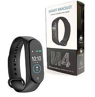 Фитнес браслет Smart Band M4 Черный, фото 1