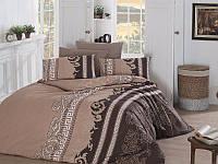 Комплект постельного белья First Choice Ranforce  Wals Двуспальный Евро
