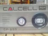 Колонки CARCELL CP-653 17 см, фото 2
