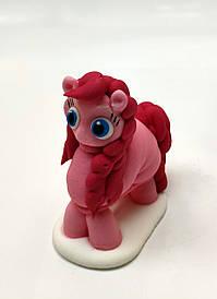 """Сахарная фигурка """"Розовый пони"""""""