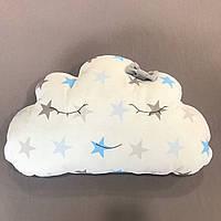 Подушка для декора детской комнаты Облачко