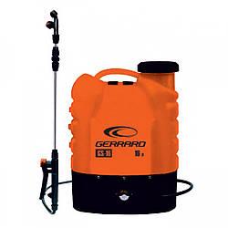 Аккумуляторный опрыскиватель Gerrard GS-16