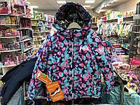 Куртка демисезонная (весна-осень) для девочки Traveler отличного качества