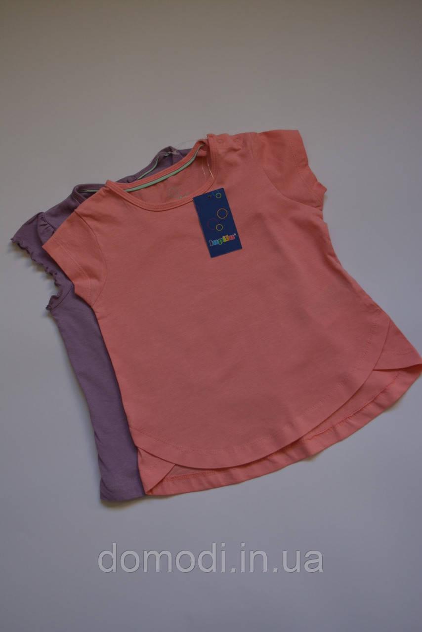 Набір футболок фірми Lupilu (Німеччина) 18-24 місяці