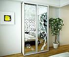 Шкаф купе Модерн 1100х600х2400 Алекса мебель, фото 6