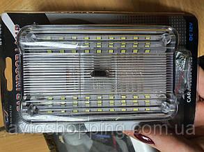 Мощная светодиодная подсветка Салона в автомобиль, габарит свет LED подсветка салона