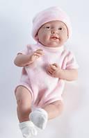Кукла младенец девочка, Berenguer(La Newborn) в розовом, 38 см