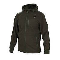 Куртка ветровка CCL116 Fox collection Green / Silver Wind blocker Medium