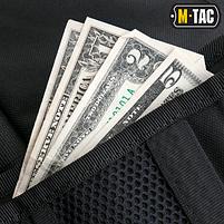 M-Tac кошелек с липучкой Elite Black, фото 4