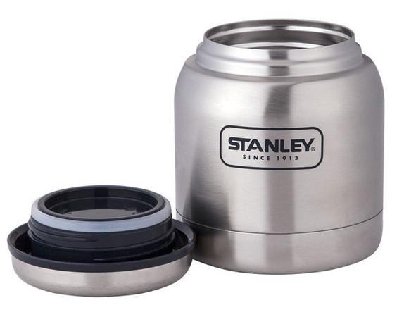 Термос пищевой Stanley Adventure 295 мл стальной (10-01594-010)