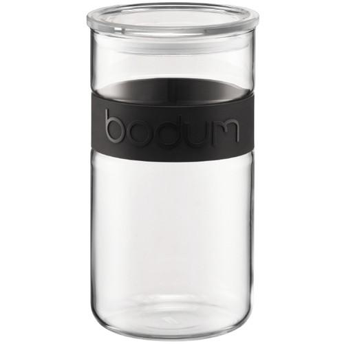 Банку для зберігання Bodum Presso Black 2000 мл (11130-01)