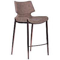 Барный стул лофт Noir brass/ basalt, TM AMF