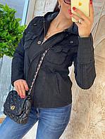 Ветровка женская из коттона, фото 1