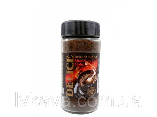 Растворимый кофе  Delice, 200 гр, фото 2
