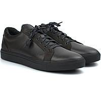 Мужские кожаные кроссовки коричневые кеды обувь демисезонная Rosso Avangard Puran Night Brown, фото 1