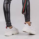 Жіночі білі кросівки Lonza 50179 WHITE KOGA весна 2020, фото 2