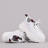 Жіночі білі кросівки Lonza 50179 WHITE KOGA весна 2020, фото 4
