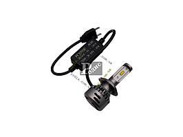"""Светодиодные LED лампы K1 """"SLO"""" Н4 3600Lm/6500K с вентилятором"""