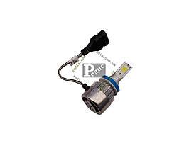 """Светодиодные LED лампы """"МРТ"""" НB 4/9004 3800Lm/6000K с вентилятором"""