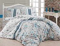 Комплект постельного белья First Choice Ranforce  Peggy Turkuaz