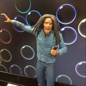 Колекційна фігурка Боба Марлі Bob Marley. Висота 16 див.