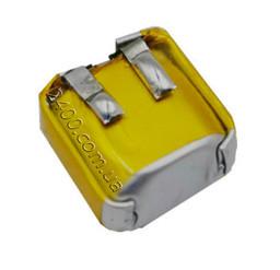 Аккумулятор для bluetooth наушников Блютуз i7/i8/i9/i12/TWS/jbl Headphones беспроводных гарнитур 50мАч 501012