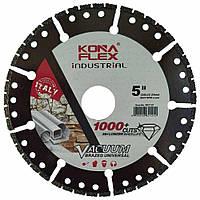 Алмазный диск универсальный Kona Flex 125 х 22,2 General Purpose, фото 1