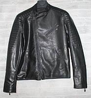 """Куртка-косуха мужская KASIQI демисезонная кожзам, размеры 46-58 """"JOKER"""" купить недорого от прямого поставщика, фото 1"""