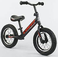 """Велобег """"CORSO"""" 42812 (1) стальная рама, колесо 12"""" надувные колёса"""