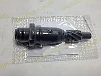 Привод спидометра  Sens Сенс в сборе пластиковый корпус (черная шестерня) завод 301.3841010