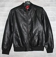 """Куртка мужская BSC демисезонная кожзам, размеры 46-58 """"JOKER"""" купить недорого от прямого поставщика, фото 1"""